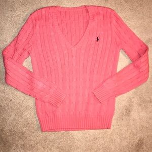 Polo Ralph Lauren sweater in pink
